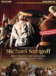 Michael Strogoff - Der Kurier des Zaren, 2 DVDs