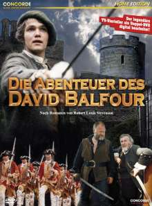 Die Abenteuer des David Balfour, 2 DVDs