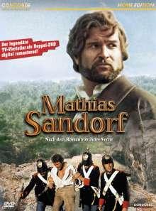 Mathias Sandorf, 2 DVDs