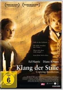 Klang der Stille - Copying Beethoven, DVD