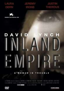 Inland Empire, DVD