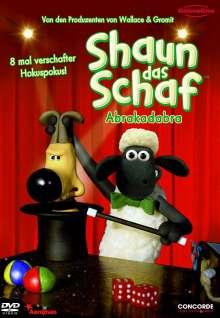 Shaun das Schaf Staffel 1 Vol. 4: Abrakadabra, DVD