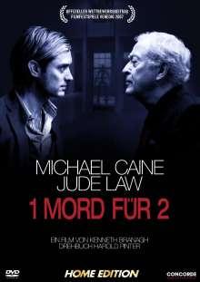 1 Mord für 2, DVD