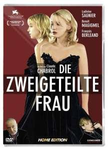 Die zweigeteilte Frau, DVD