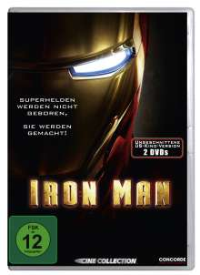 Iron Man (2008) (Special Edition), 2 DVDs