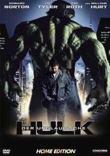 Der unglaubliche Hulk (Deutsche Kinoversion), DVD