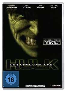 Der unglaubliche Hulk (US-Kinoversion/Special Edition), 2 DVDs