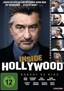Inside Hollywood, DVD