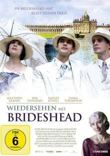 Wiedersehen mit Brideshead, DVD