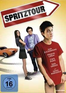 Spritztour, DVD