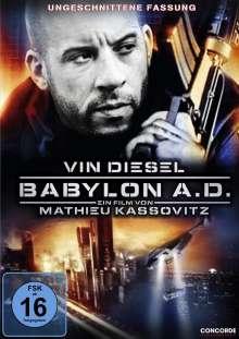 Babylon A.D., DVD