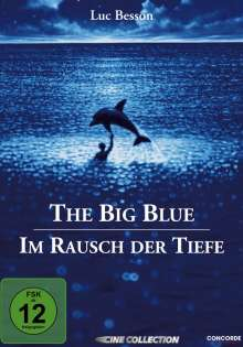 The Big Blue - Im Rausch der Tiefe, 2 DVDs