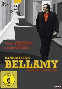Kommissar Bellamy, DVD