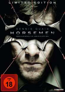 Horsemen (Steelbook), Blu-ray Disc