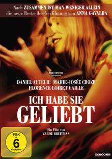 Ich habe sie geliebt, DVD