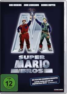 Super Mario Bros., DVD