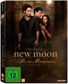 Twilight: New Moon - Bis(s) zur Mittagsstunde (Fan Edition), 2 DVDs