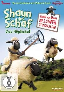 Shaun das Schaf Staffel 2 Vol. 1: Das Hüpfschaf, DVD