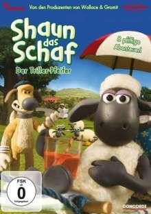 Shaun das Schaf Staffel 2 Vol. 3: Der Triller-Pfeifer, DVD