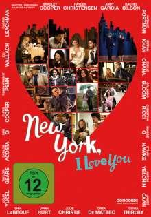 New York, I Love You, DVD
