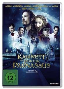Das Kabinett des Doktor Parnassus, DVD