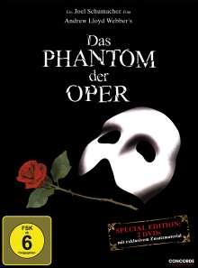 Das Phantom der Oper (Special Edition), 2 DVDs