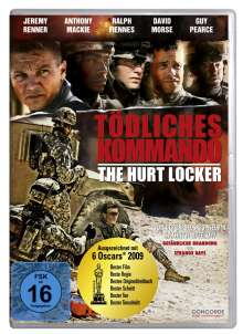 Tödliches Kommando - The Hurt Locker, DVD