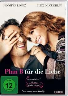 Plan B für die Liebe, DVD