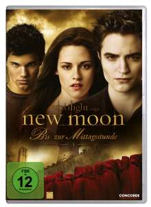 Twilight: New Moon - Bis(s) zur Mittagsstunde, DVD