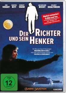 Der Richter und sein Henker, DVD