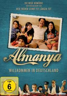 Almanya - Willkommen in Deutschland, DVD