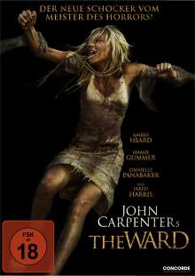 The Ward, DVD