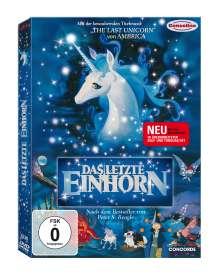 Das letzte Einhorn, DVD