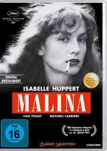 Malina, DVD