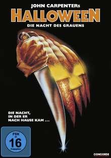 Halloween I: Die Nacht des Grauens, DVD