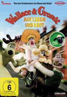 Wallace und Gromit: Auf Leben und Brot, DVD