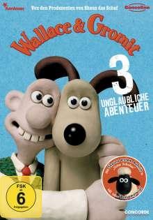 Wallace und Gromit, DVD