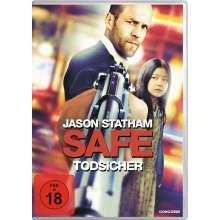 Safe - Todsicher, DVD