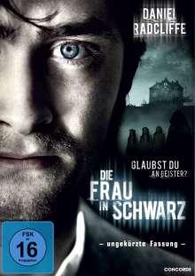 Die Frau in Schwarz, DVD