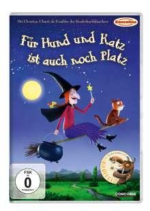 Für Hund und Katz ist auch noch Platz, DVD