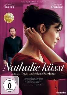 Nathalie küsst, DVD