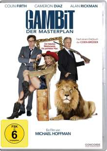 Gambit, DVD