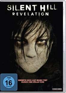 Silent Hill - Revelation, DVD