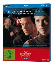 The Italian Job - Jagd auf Millionen (2003) (Blu-ray), Blu-ray Disc