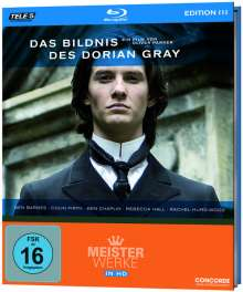 Das Bildnis des Dorian Gray (2009) (Blu-ray), Blu-ray Disc