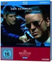 Der Schakal (1997) (Blu-ray), Blu-ray Disc