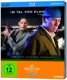 Im Tal von Elah (Blu-ray), Blu-ray Disc