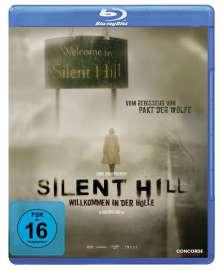 Silent Hill (Blu-ray), Blu-ray Disc