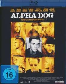 Alpha Dog - Tödliche Freundschaft (Blu-ray), Blu-ray Disc