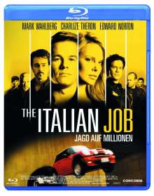 The Italian Job - Jagd auf Millionen (2003) (Blu-ray), Blu-ray Disc